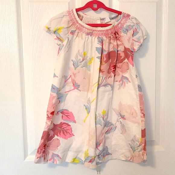 Baby gap babydoll dress